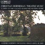 Horneman: Theatre Music (CD)