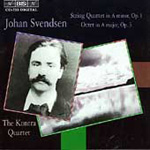 Svendsen: String Quartet, Op 1; Octet in A, Op 3 (CD)