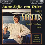 Produktbilde for Sibelius: Songs, Vol. 3 (CD)