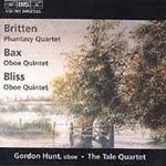 Britten/Bax/Bliss: Oboe Works (CD)