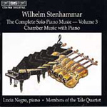 Stenhammar: Solo Piano Music, Volume 3 (CD)