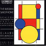 The Russian Saxophone (CD)