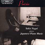 Poésie: Japanese Piano Works (CD)