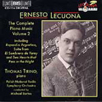 Lecuona: The Complete Piano Music, Vol. 2 (CD)