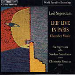 Leif live in Paris (CD)