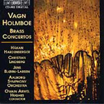 Holmboe: Orchestral Works (CD)