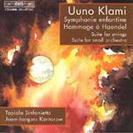 Klami: Orchestral Works (CD)