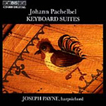 Pachelbel: Keyboard Suites (CD)