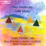 Hindemith: Cello Music (CD)