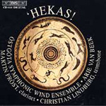 Hekas: Music for Wind Ensemble (CD)