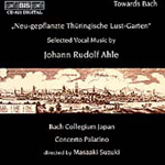 Johann Rudolf Ahle: Selected Vocal Music (CD)