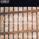 'Canzoni': Italian Guitar Music (CD)