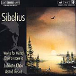 Sibelius: Works for Mixed Choir (CD)