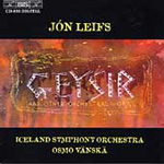 Jón Leifs: Orchestral Works (CD)