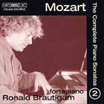 Mozart: Piano Sonatas, Vol. 2 (CD)