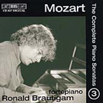 Mozart: Piano Sonatas, Vol. 3 (CD)