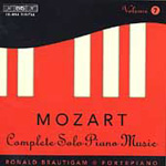 Mozart: Piano Works, Vol. 7 (CD)