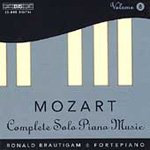 Produktbilde for Mozart: Piano Works, Vol. 8 (CD)