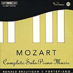 Produktbilde for Mozart: Piano Works, Vol 10 (CD)