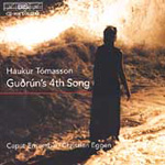 Tómasson: Gudrún's Fourth Song (CD)