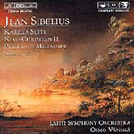 Sibelius: Music for the Stage (CD)