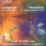 Lutoslawski/Penderecki: Cello Concertos (CD)
