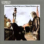 Schumann: Work for Clarinet and Piano (CD)