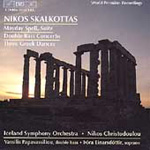 Skalkottas: Orchestral Works, Vol 2 (CD)