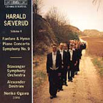 Sæverud: Piano Concerto; Symphony No 9; Fanfare and Hymn (CD)