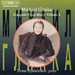 Glinka: Piano Works, Vol 3 (CD)