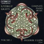 Ligeti - Complete Piano Music, Volume 2 (CD)