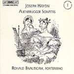 Haydn - Complete Solo Piano Music, Volume 1 (CD)