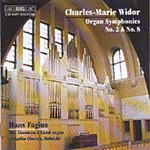 Widor: Organ Symphones Nos 2 & 8 (CD)