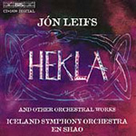Leifs: Orchestral Works (CD)
