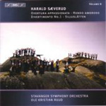 Sæverud: Orchestral Music, Vol 8 (CD)