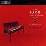 Bach, CPE: Sonatas Vol 9 (CD)