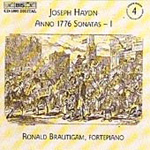 Produktbilde for Haydn: Keyboard Sonatas, Volume 4 (CD)