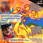 Lecuona: Piano Music, Vol 5 (CD)