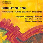 Bright Sheng: China Dreams for Orchestra (CD)