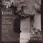 Brahms: Piano Quartet No.1, Op. 25; (4) Serious Songs, Op. 121 (CD)