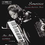 Sonorities - Japanese Accordian Music (CD)