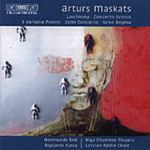 Maskats: Lacrimosa; Concerto Grosso; Cello Concerto (CD)