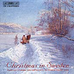 Christmas in Sweden (CD)