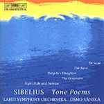 Sibelius: Tone Poems (CD)