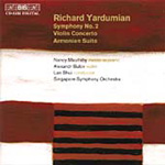 Yardumian: Symphony No 2; Violin Concerto (CD)