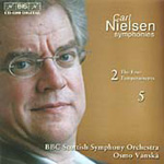 Nielsen: Symphonies Nos 2 and 5 (CD)