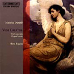 Duruflé: Complete Organ Works (CD)
