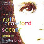 Crawford Seeger: The World of Ruth Crawford Seeger (CD)