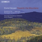 Groven: Towards the Mountains (CD)