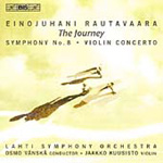 Rautavaara: Violin Concerto; Symphony No 8, 'The Journey' (CD)